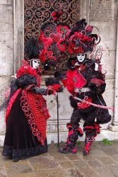 Costumes for Carnival and Halloween, via Way Cool Pictures
