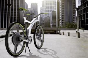 Smart ebike by Hussein Al-Attar/Daimler