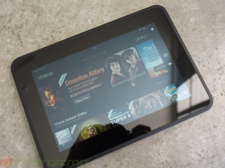 Kindle Fire HD from Ubergizmo