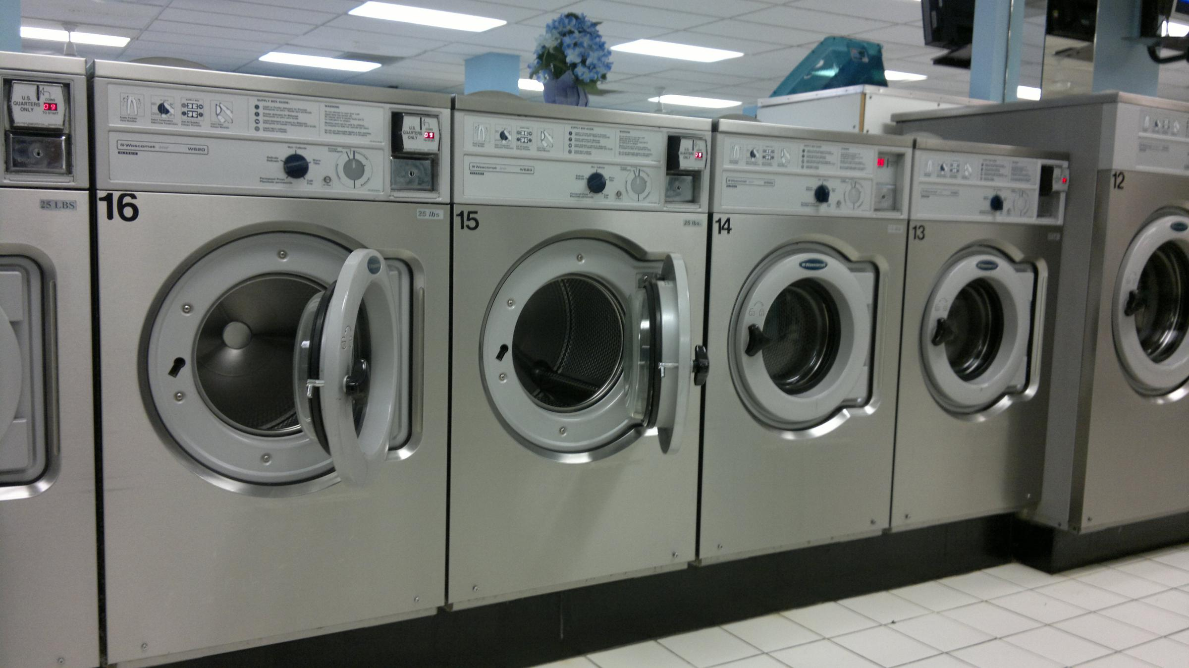 Lessons From The Laundrymat