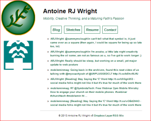 arjw v6 screenshot