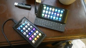 N9 Meets N950 (Devices On)